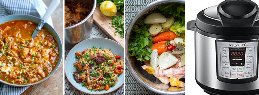 Dishes to cook with you pressure cooker