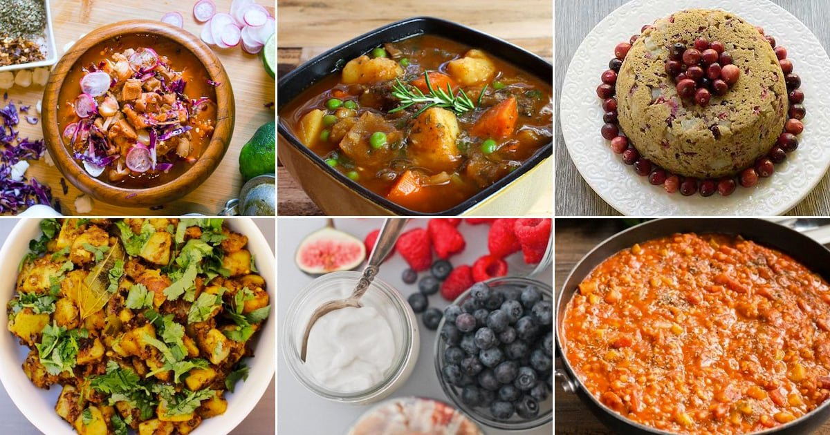 Most Popular Instant Pot Recipes of 2018 Vegan Recipes