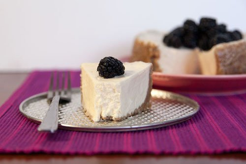 Greek Yogurt Instant Pot Cheesecake
