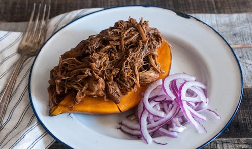 Instant Pot BBQ Pulled Chicken