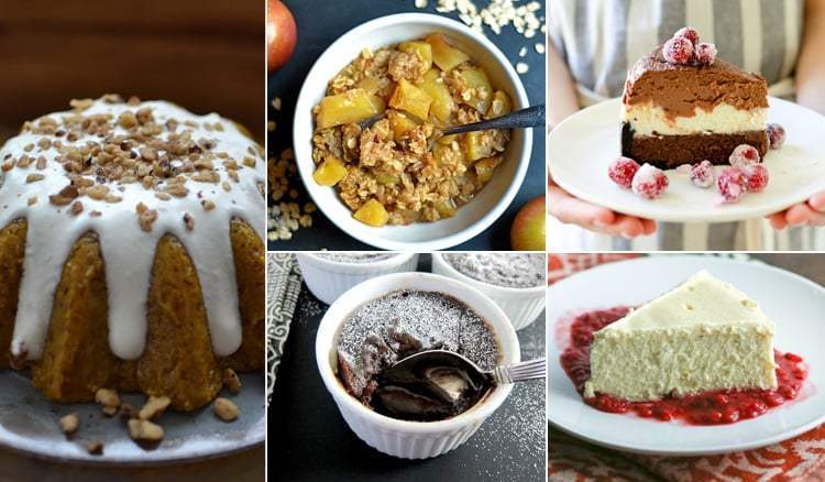 10 Drool-Worthy Instant Pot Desserts