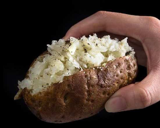 Baked Potatoes In Instant Pot