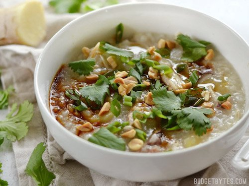 Instant Pot Congee (Jook)