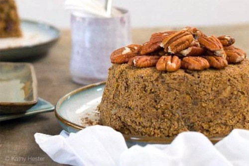 Vegan Instant Pot Cake