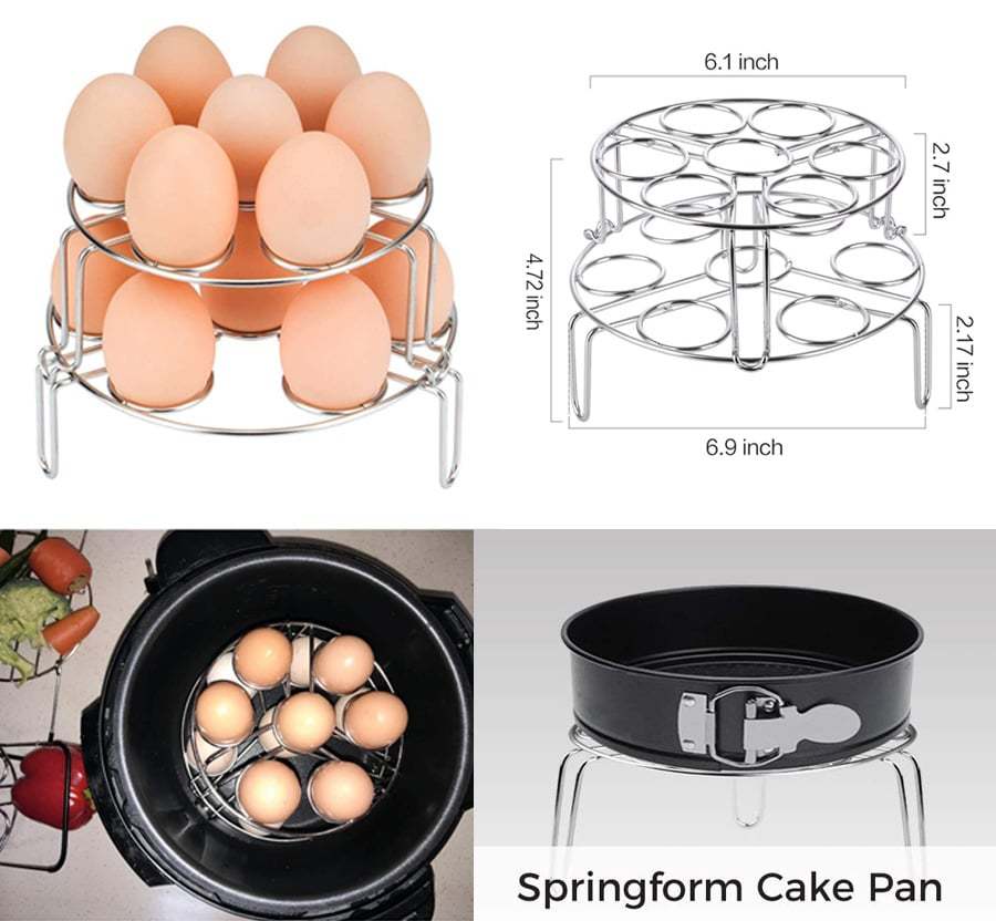 Instant Pot egg rack trivet