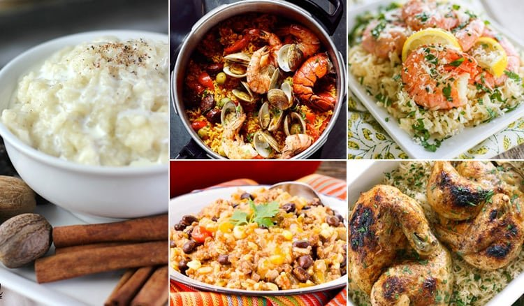 10 Amazing Rice Dishes Made In An Instant Pot Pressure Cooker