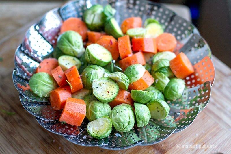 Steaming Vegetables In Instant Pot