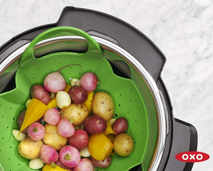 Instant Pot steaming basket