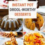 Drool-Worthy Instant Pot Dessert Recipes