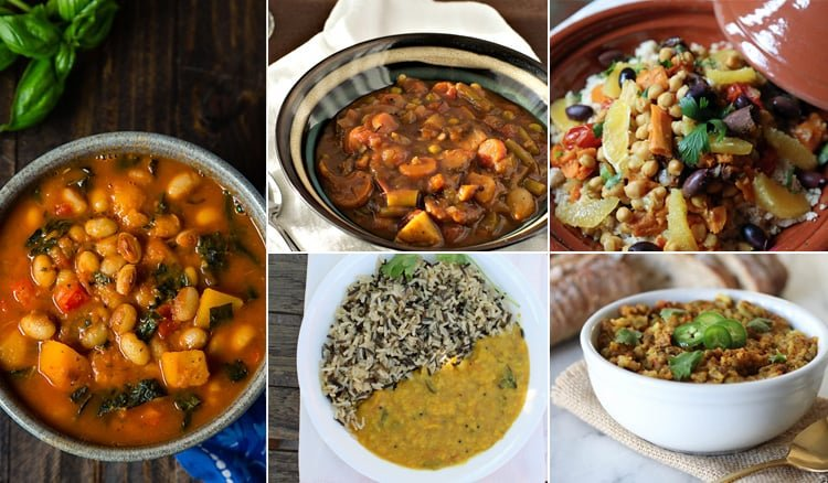 Instant Pot Vegan Stew Recipes