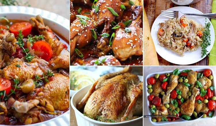 15 Mouthwatering Instant Pot Chicken Recipes For All Occasions