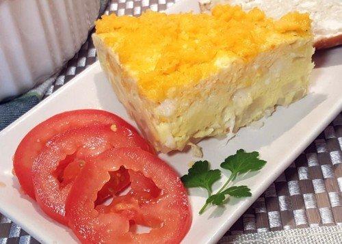 Spanish TortillaCasserole
