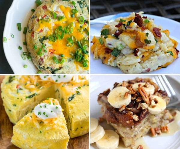 Instant Pot Breakfast Casserole Recipes