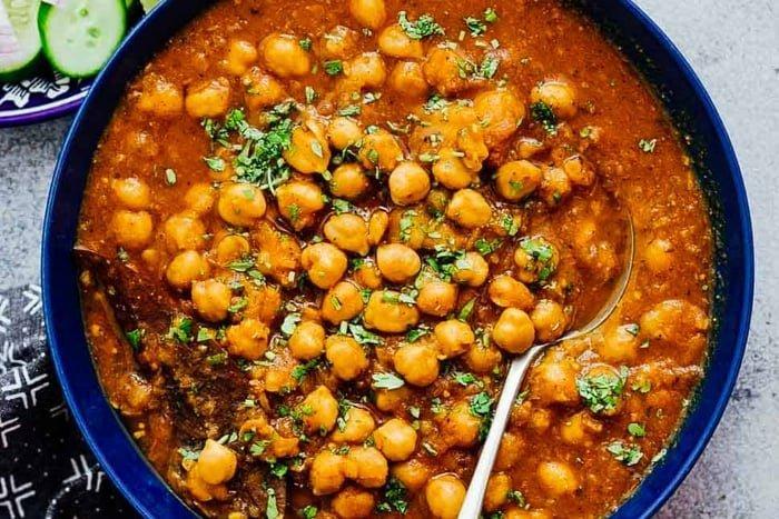 Instant Pot Indian Chana Masala