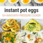 Eggs With Instant Pot