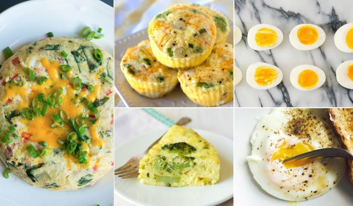 Different Ways To Cook Eggs In The Instant Pot (boiled, scrambled, baked, poached and more)