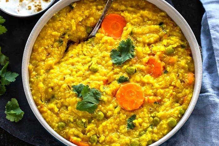 Instant Pot Indian Quinoa