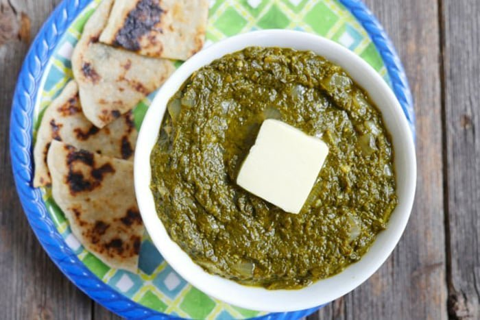 Instant Pot Indian Recipes - Saag