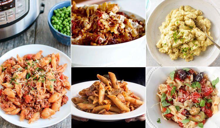 20 Fabulous Pasta Recipes