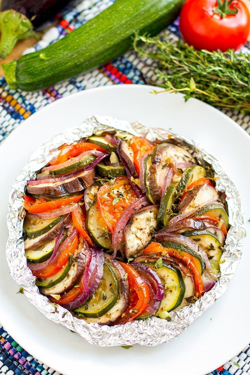 Pressure Cooker Ratatouille Recipe