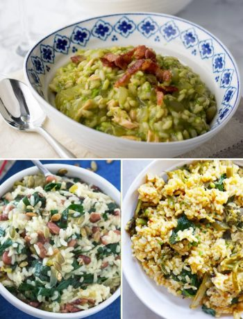 10 Perfect Instant Pot Risotto Recipes