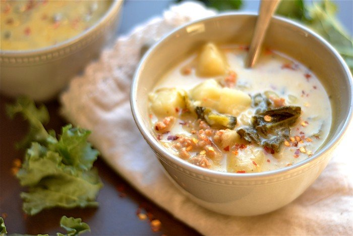 Instant Pot Paleo Zuppa Toscana