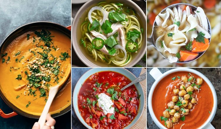 Instant Pot Soup Recipes - Best EVER collection