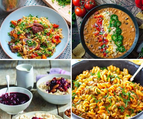 Best One Pot Meals Pressure Cooker Instant Pot