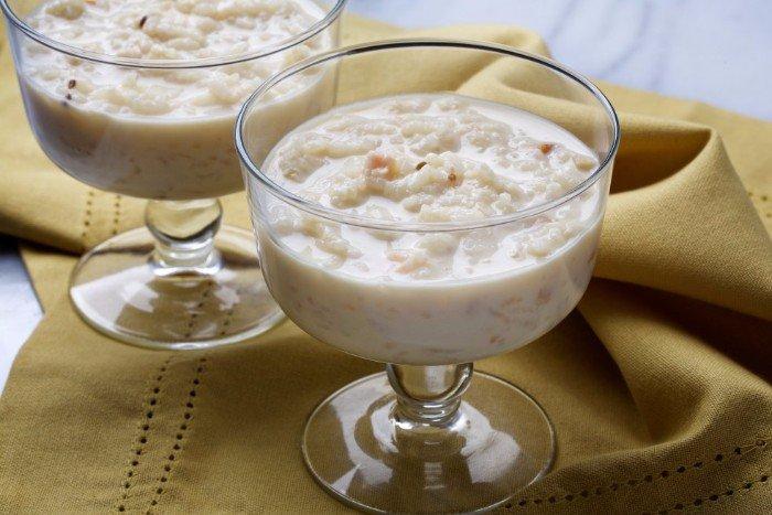 Cannoli Cream Rice Pudding