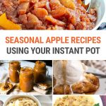 15+ Apple Recipes In The Instant Pot Pressure Cooker