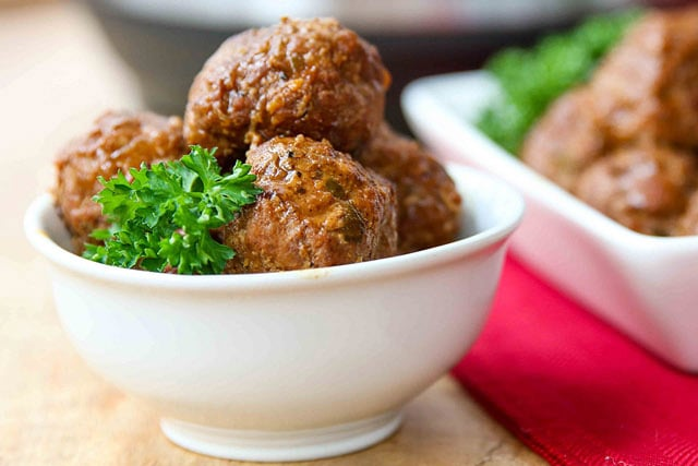 apple-turkey-meatballs