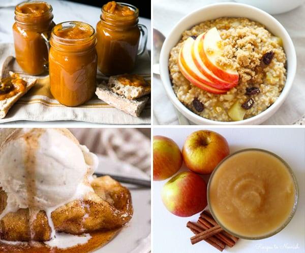 Instant Pot Apple Recipes