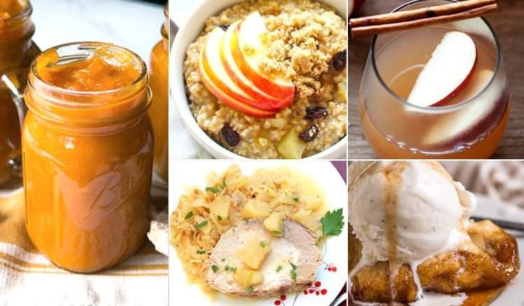 15 Glorious Instant Pot Apple Recipes