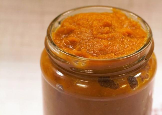 Instant pot Pumpkin Butter