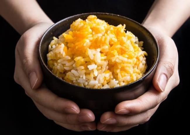 Kabocha Squash Rice
