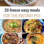 20 Freezer Meals For The Instant Pot
