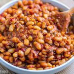 Secret Ingredient Instant Pot Baked Beans