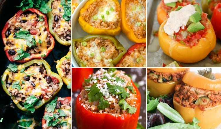 Stuffed Peppers Instant Pot Stuffed Peppers