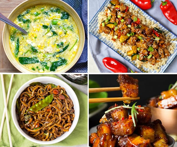 Chinese Instant Pot Recipes