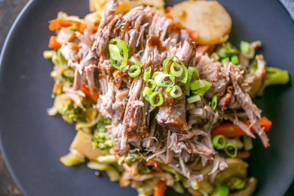 Instant Pot Chinese Pulled Pork
