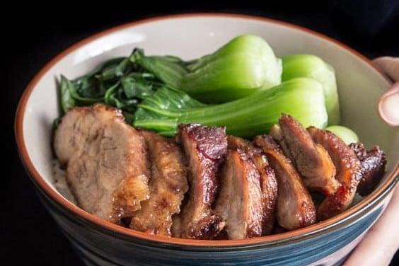 Instant Pot Char Siu (Chinese BBQ Pork)