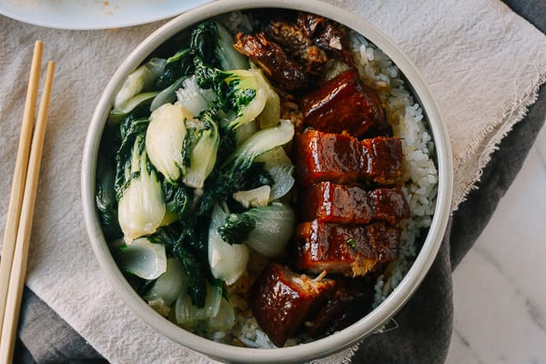 Braised Instant Pot Pork Belly