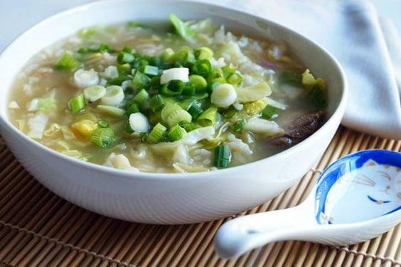 Healing Instant Pot Congee