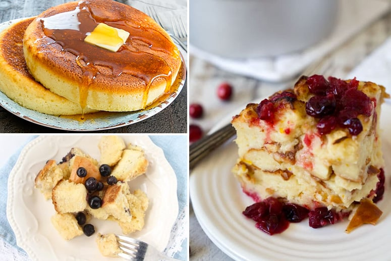 Instant Pot Pancakes & French Toast