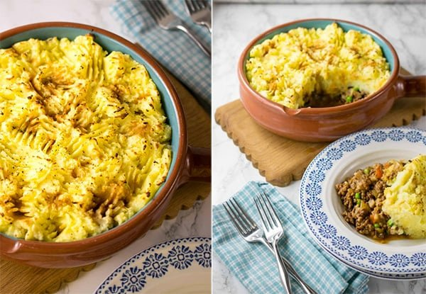 Instant Pot Cottage Pie With ground beef