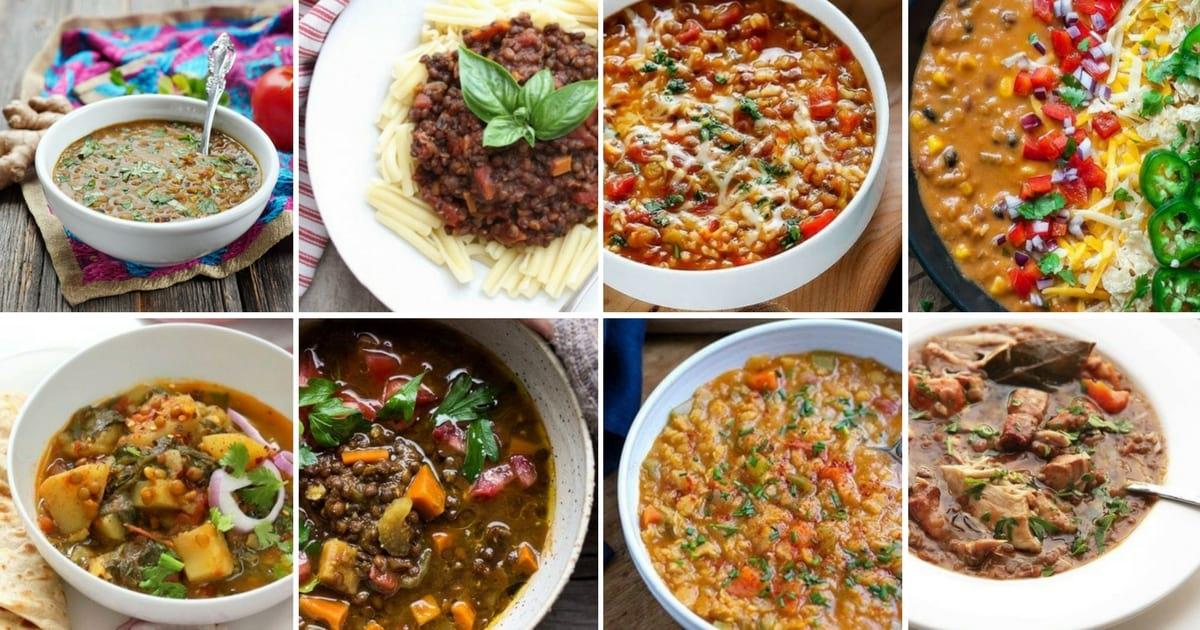 15 best instant pot lentils recipes instant pot eats forumfinder Choice Image