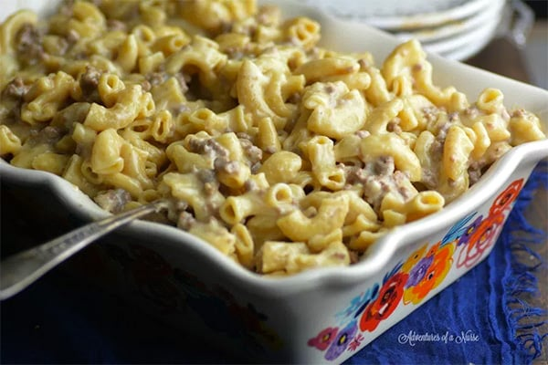 Homemade Instant Pot Hamburger Helper
