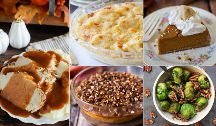 15 Instant Pot Thanksgiving Recipes