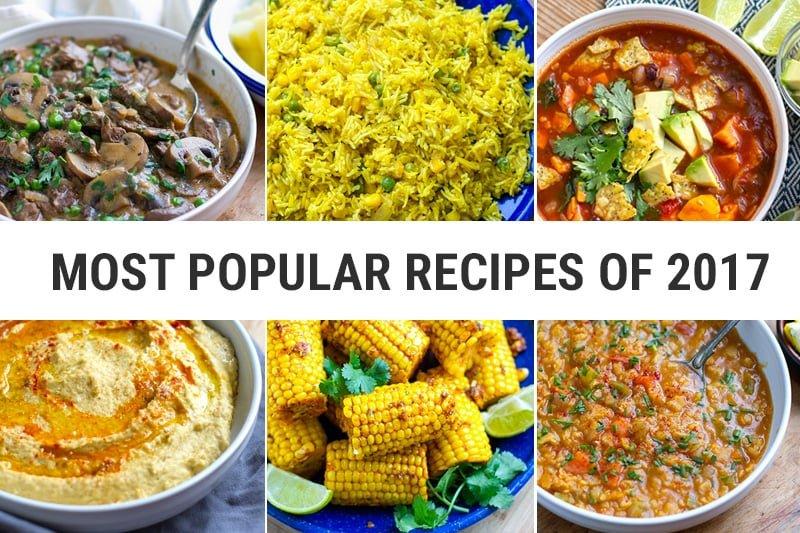 Top 10 Most Popular Instant Pot Eats Recipes of 2017
