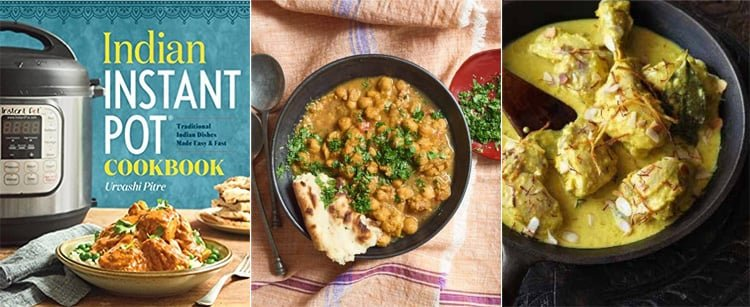 The Indian Instant Pot Cookbook by Urvashi Pitre